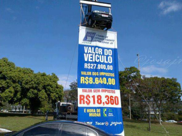 impostos carros altomobilistico