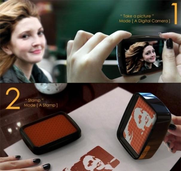 Stampy Digital Camera