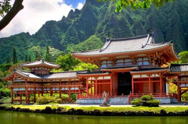 arquitetura oriental