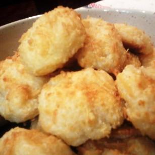 Pão de queijo de tapioca sem Glúten